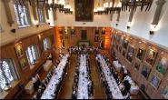 Queens Great Hall Soiree Dinner